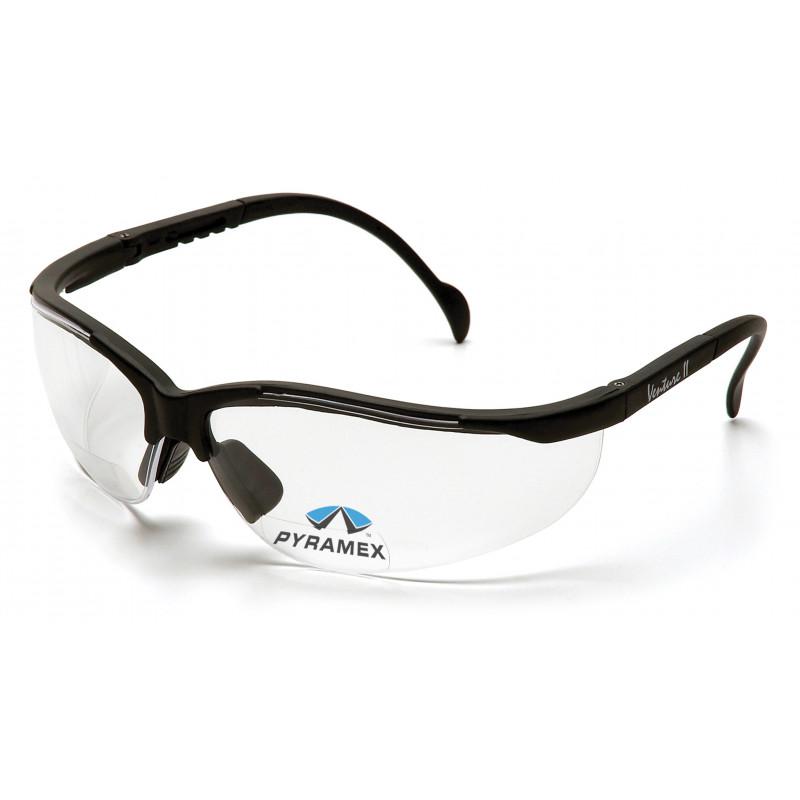 Schutzbrille Arbeitschutzbrille Sicherheitsbrille Pyramex - V2 Readers